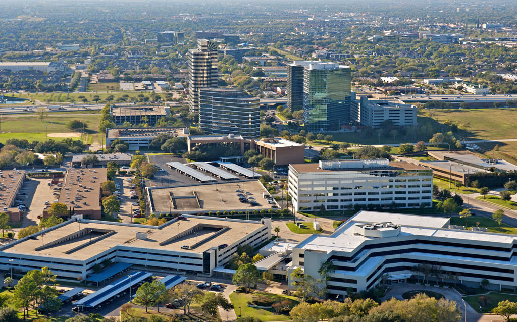 Westchase District Aerial Shots